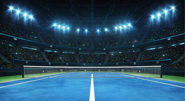 個人競技ならテニス